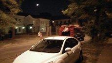 На месте взрыва в Запорожье