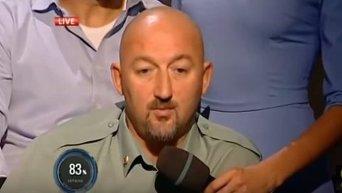 Мочанов прокомментировал столкновения под Верховной Радой
