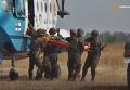 Эвакуация раненых и защита блокпостов: Sea Breeze на суше. Видео
