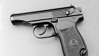 Спортивный пистолет Макарова