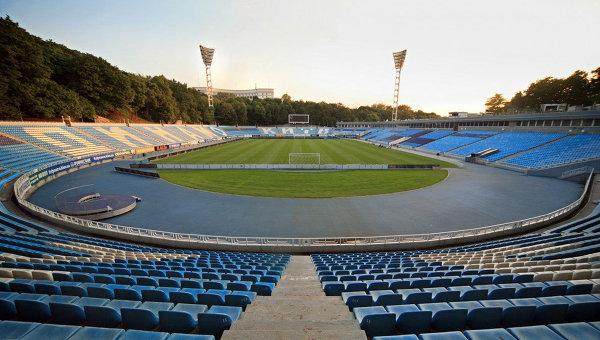 Стадион имени Валерия Лобановского в Киеве