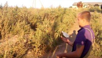 Борьба с пьянством в ВСУ. Видео
