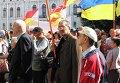 Харьков. Люди надеются на повышение пенсий