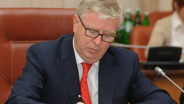 Один из руководителей миссии ЕП Пэт Кокс