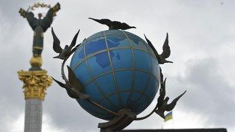 Майдан Незалежности в Киеве. Архивное фото