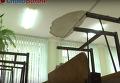 В Волынской школе на детей обвалился потолок