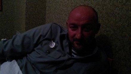 Алексей Мочанов после нападения неизвестных