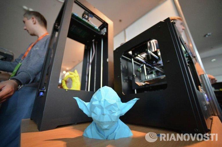 Выставка-конференция 3DPrintConferenceKiev