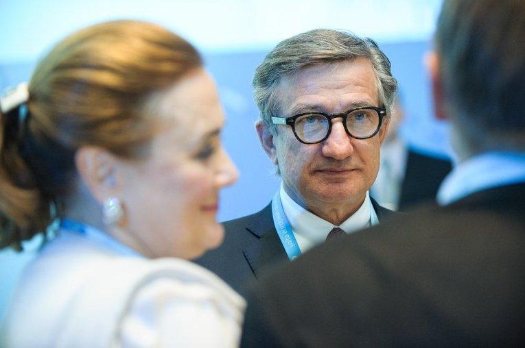 Сергей Тарута на форуме YES-2015
