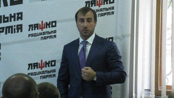 Сергей Рыбалка. Архивное фото
