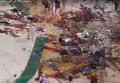 Последствия падения крана на мечеть в Мекке