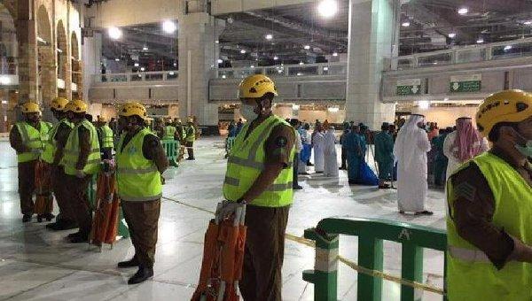 Обрушение крана на мечеть в Мекке