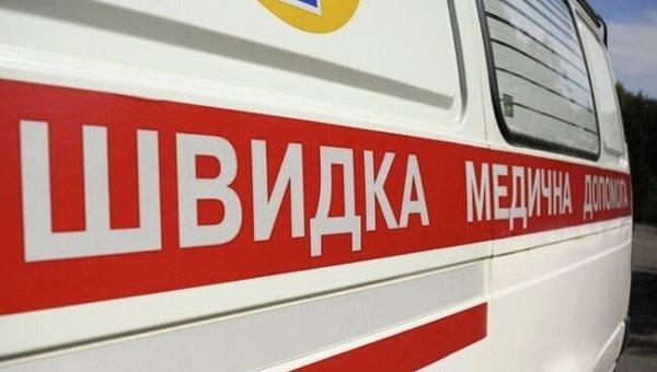Скорая помощь в Украине. Архивное фото