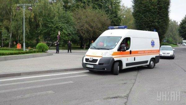 ВДонецкой обл назаброшенном заводе произошел взрыв: ранены двое