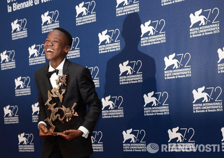 Победители Венецианского международного кинофестиваля 2015