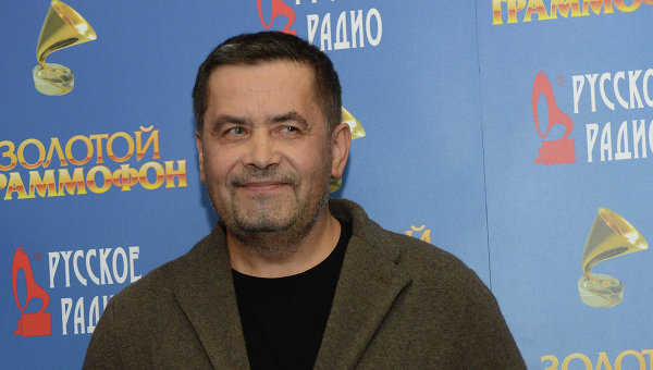 Певец Николай Расторгуев