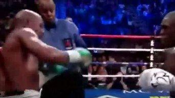 Боксер Мэйуэзер-младший выиграл последний 49-й бой в карьере