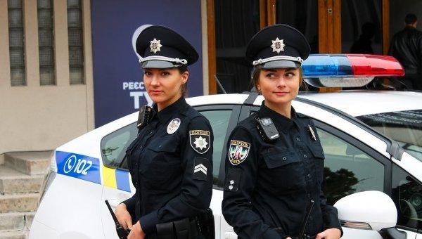 В Чернигове проходит набор в новую полицию