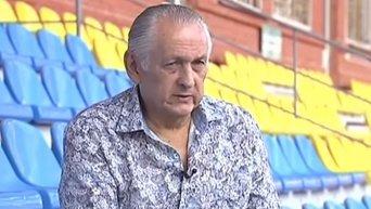 Тренер сборной Украины: мы не в казино, чтобы рисковать. Видео