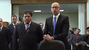 Яценюк обвиняет Минэнерго в срыве подготовки к отопительному сезону. Видео