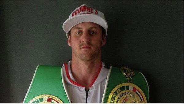 Австралийский боксер Дэвид Браун-младший
