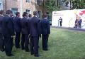 Выступление Порошенко перед первыми детективами НАБУ. Видео