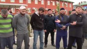 Кадыров и вербовщики в ИГИЛ. Видео