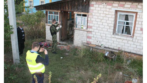 В Черниговской области в результате взрыва гранаты погибли два человека