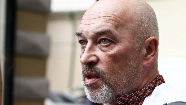 Георгий Тука на съезде пропрезидентской партии Блок Петра Порошенко Солидарность