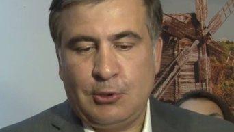 Михаил Саакашвили о премьерстве