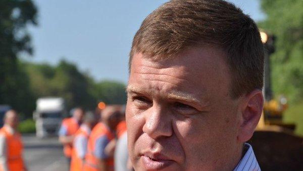 Сергей Подгайный, экс-глава Укравтодора