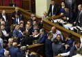 Драка депутатов в Раде 17 сентября 2015 года