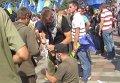 МВД показало подготовку и осуществление теракта под Радой. Видео