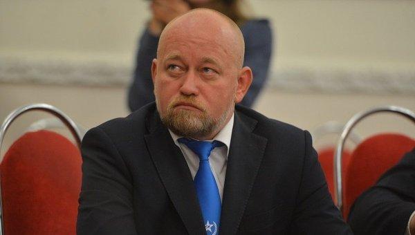 Руководитель Офицерского корпуса Владимир Рубан
