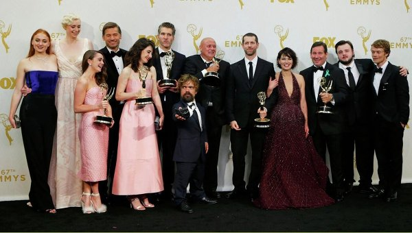Актеры сериала Игра престолов