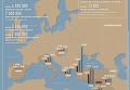 Сирийские беженцы. Инфографика