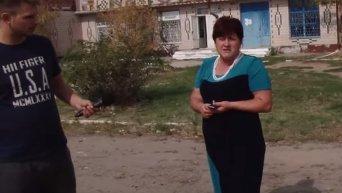 Жители приграничных территорий о блокаде Крыма. Видео