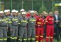 Порошенко и Столтенберг открыли учения на Яворовском полигоне. Видео