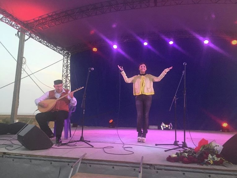 Концерт в Чонгаре