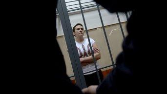 Заседание суда по жалобе Надежды Савченко. Архивное фото