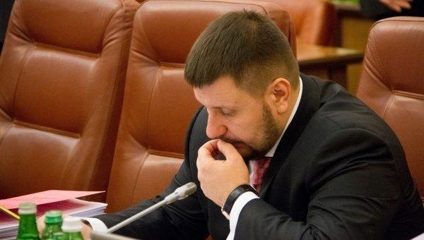 Экс-глава Миндоходов и сборов Украины Александр Клименко