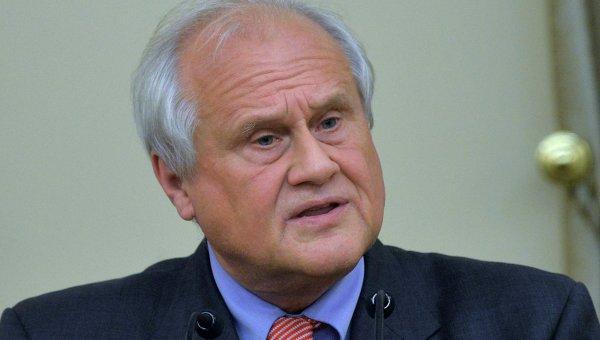 Заседание контактной группы по Украине в Минске. Мартин Сайдик