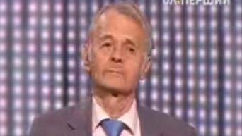 Мустафа Джемилев о блокаде Крыма и повышении цен. Видео