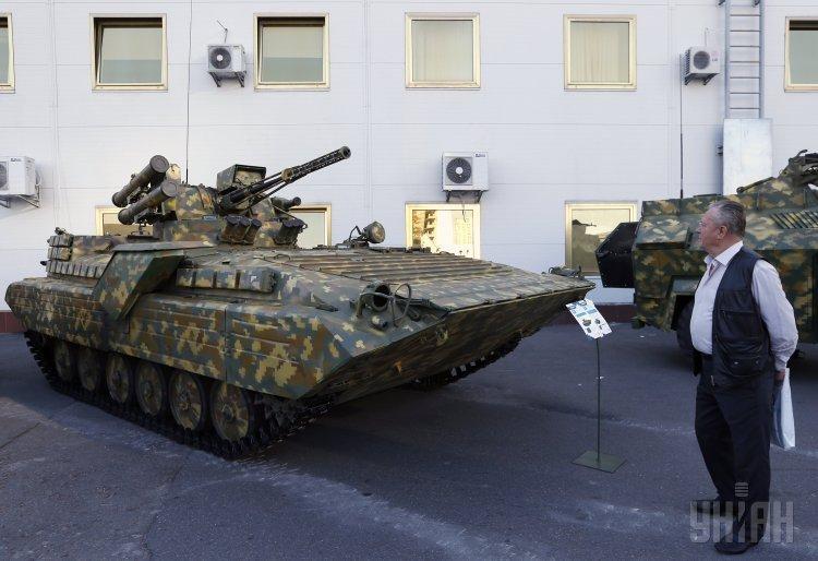 Открытие XII Международной выставки Оружие и безопасность-2015