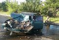 Авария с участием главы Лисичанской ВГА Виталия Шведова