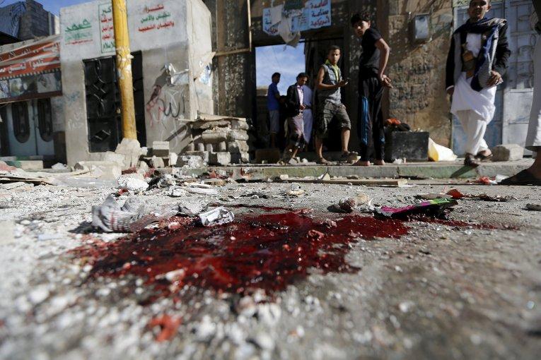 Жертвами теракта в мечети столицы Йемена стали 15 человек