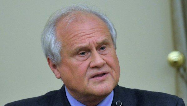 Спецпредставитель ОБСЕ по Украине Мартин Сайдик. Архивное фото