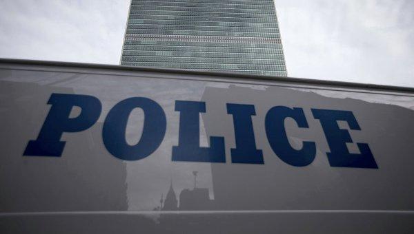 Неизвестный в штате Техас застрелил полицейского