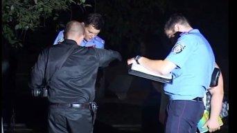 В Одессе на детской площадке найден застреленный мужчина. Видео