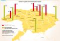 Лучшие и худшие налогоплательщики Украины. Инфографика